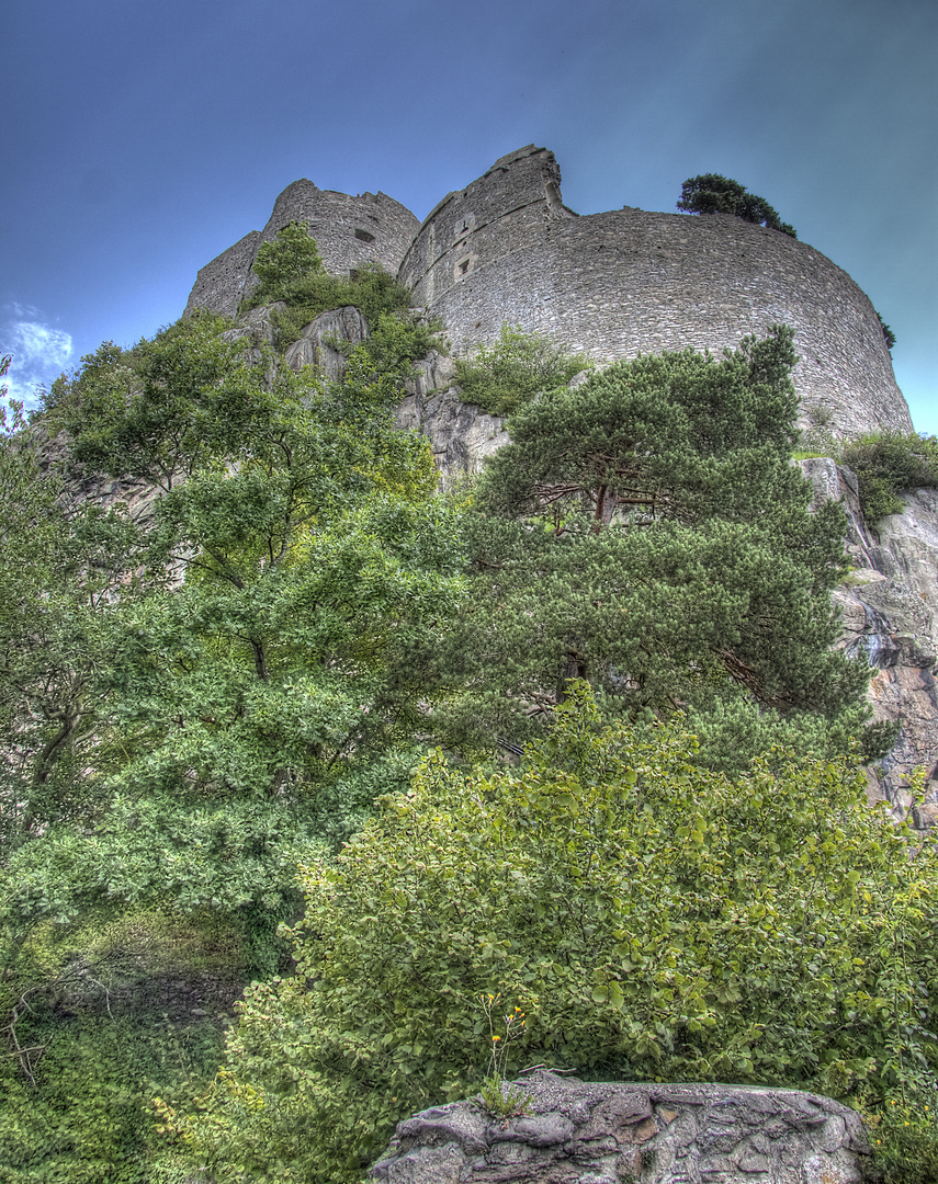 Festungsruine Hohentwiel 2