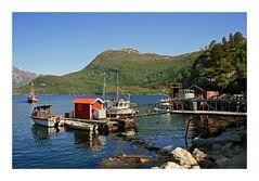 Festvåg bei Bodø / Nord-Norwegen