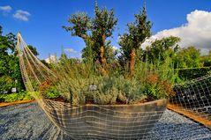 Fetes des Jardins im Park von Schloss CHAUMONT