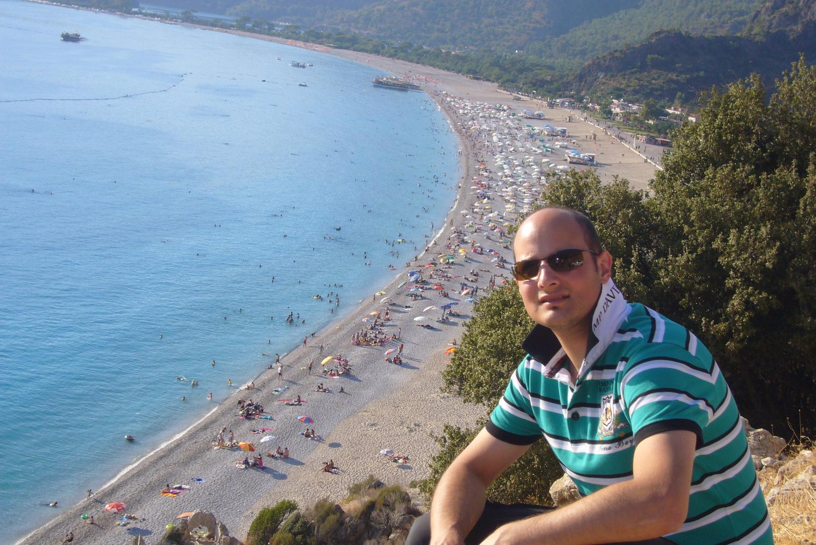 Fethiye Belcegiz Beach
