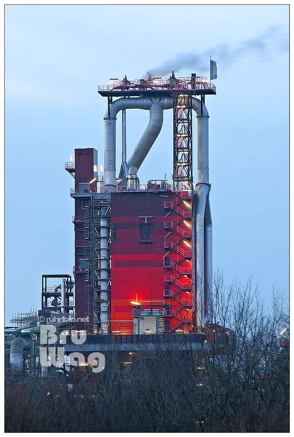 Feuer an der Ruhr