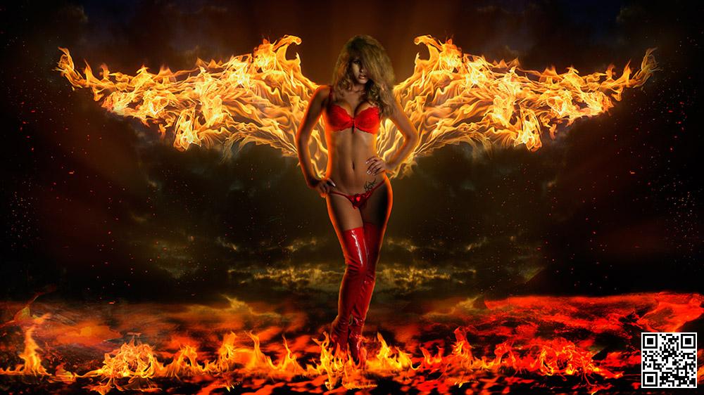 Feuer Engel ...