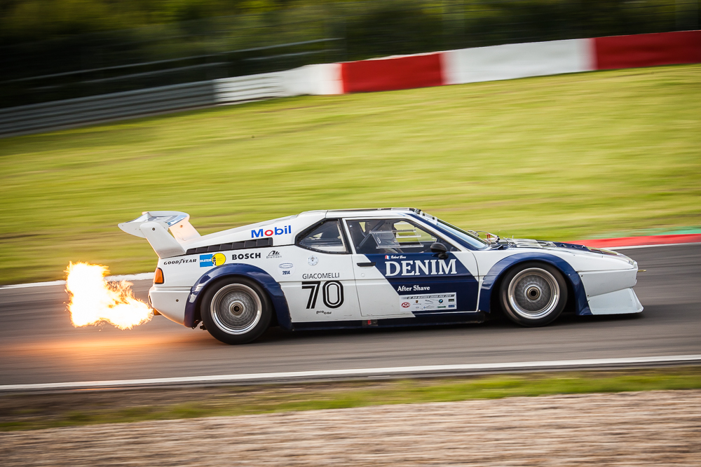 Feuer frei für den BMW M1