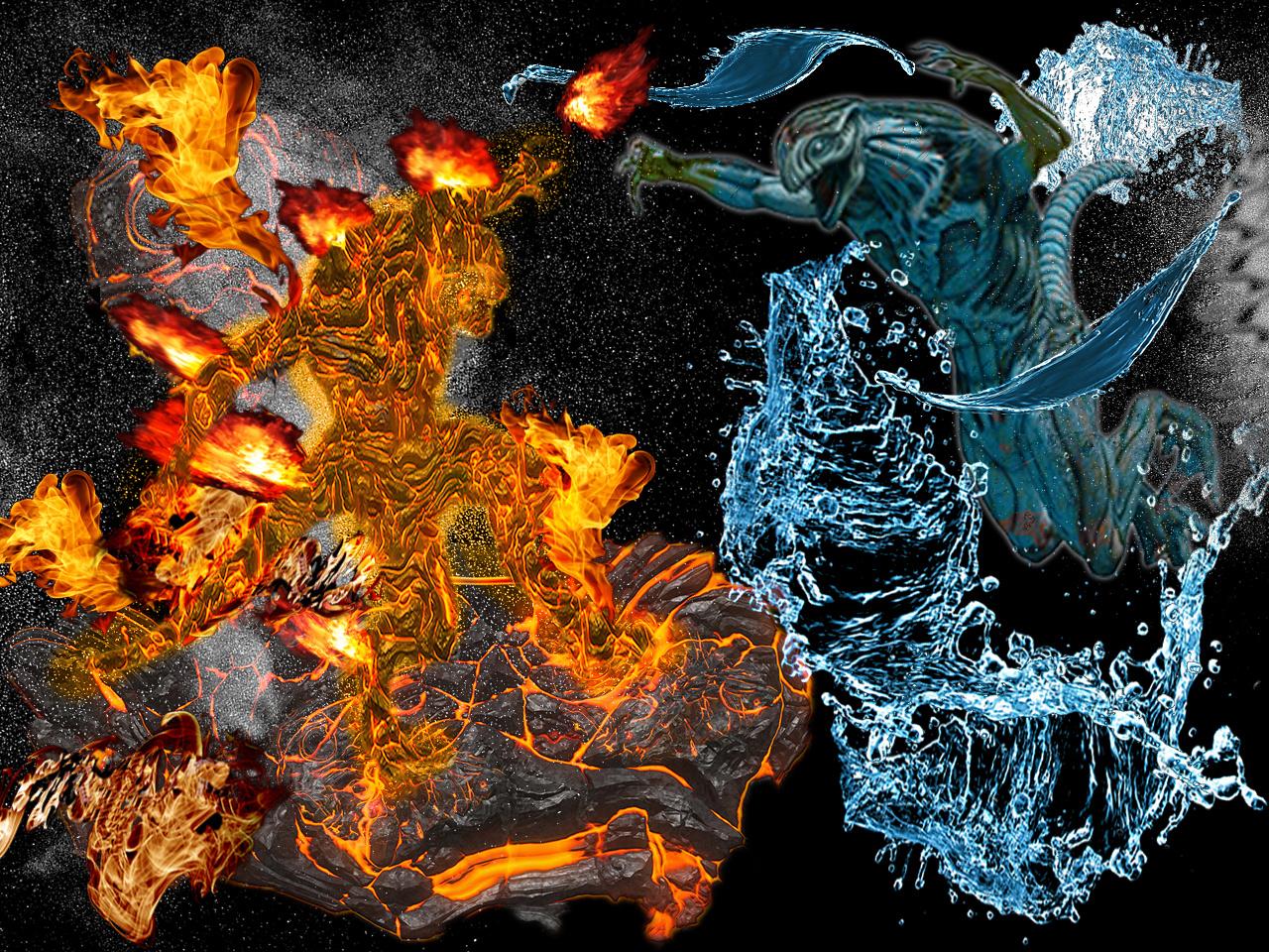 Feuer Und Wasser 4
