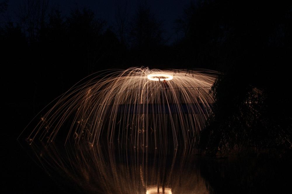 Feuer-UFO 3