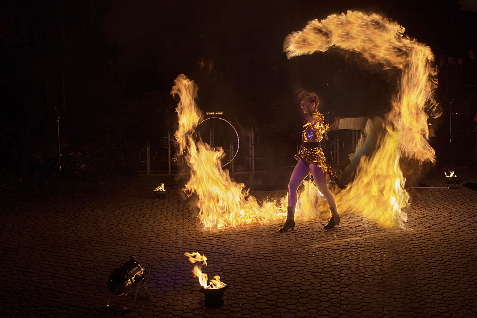 Feuer und Flamme 3