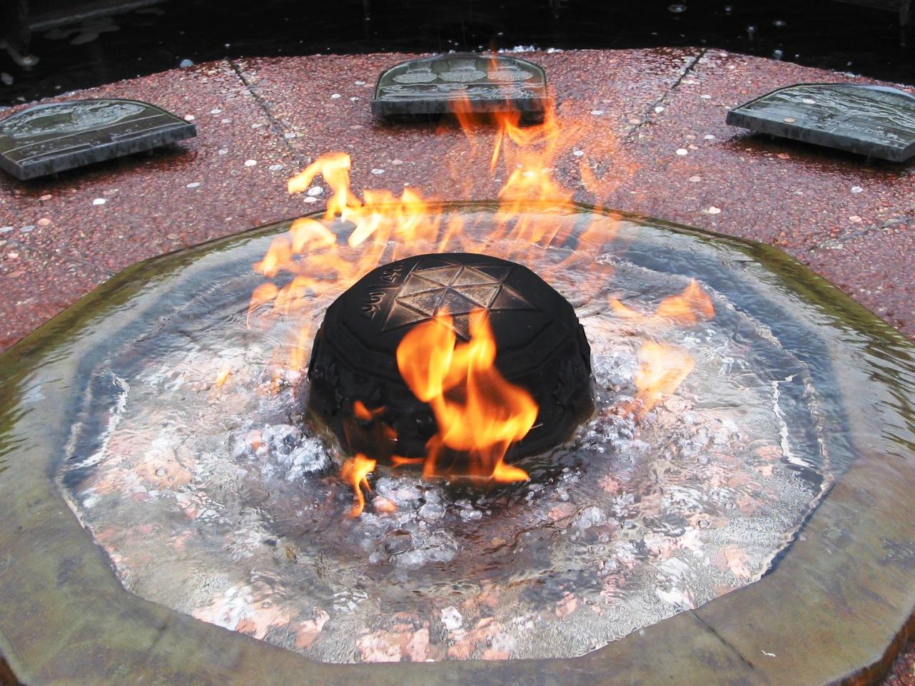 Feuer Und Wasser Foto Bild Wasser Feuer Amerika Bilder Auf