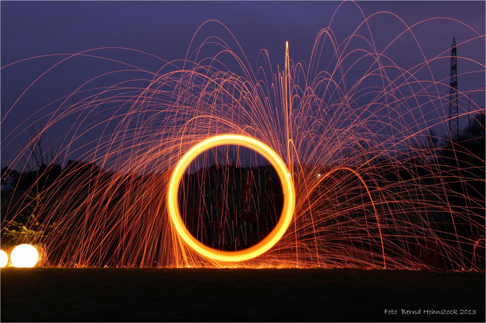 Feuerball .....