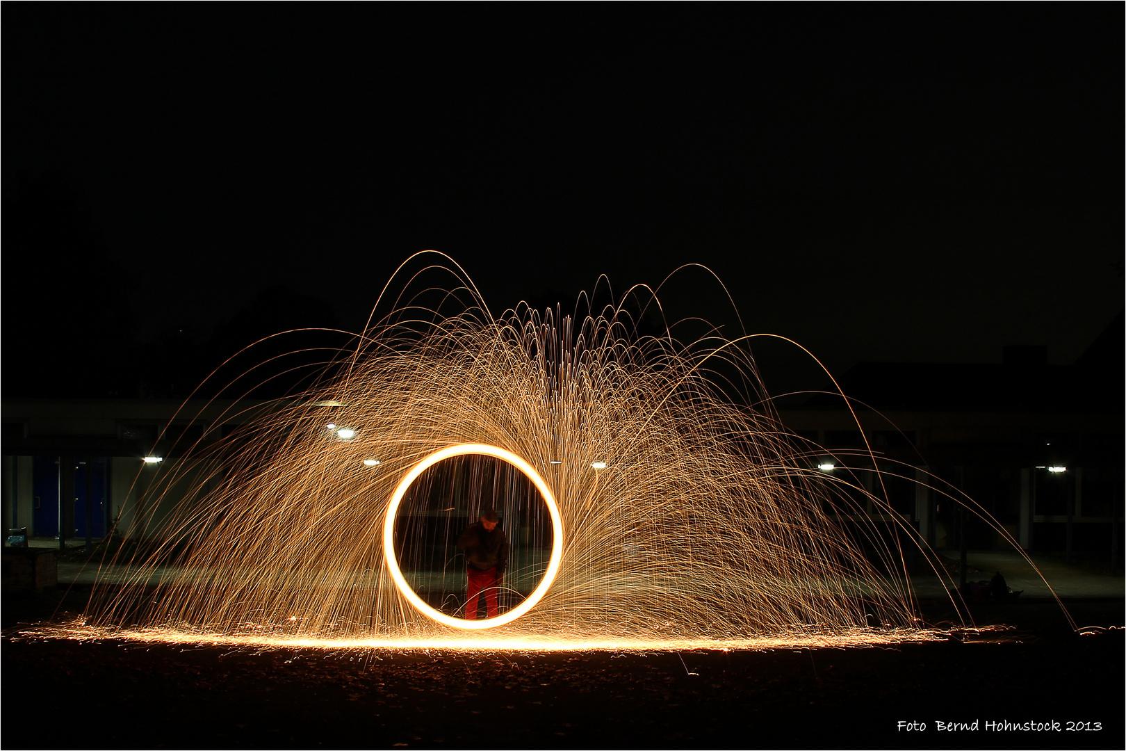 Feuerball ....