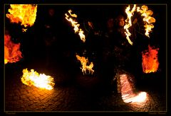 Feuerball  ....   Kreativprojekt oo7
