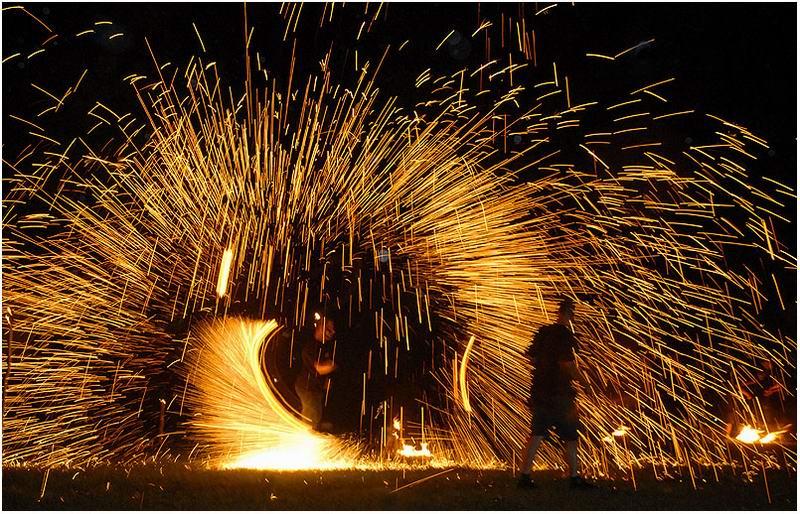 Feuerfestspiele ...