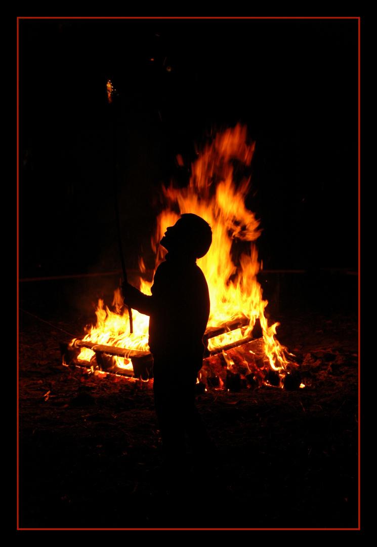 - Feuerkind -