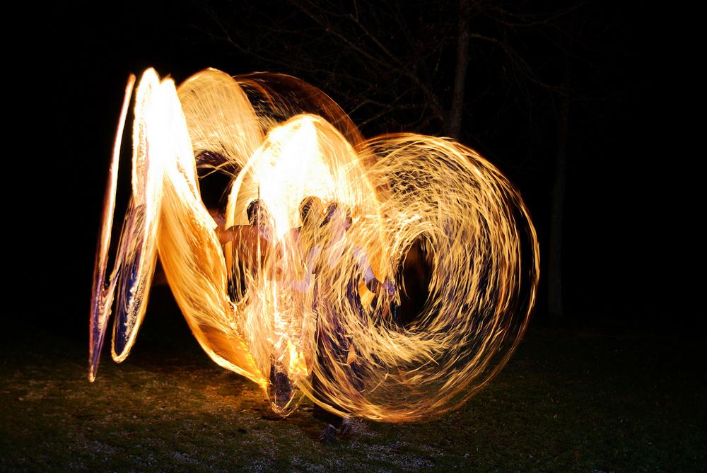 Feuerkreisel
