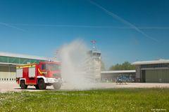 Feuerlöschfahrzeug der BPol