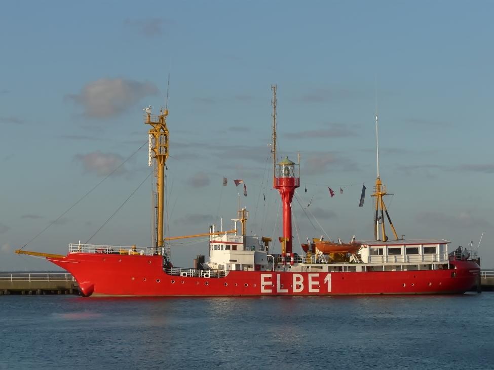 Feuerschiff Elbe 1