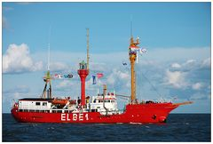 """Feuerschiff """"ELBE1"""""""
