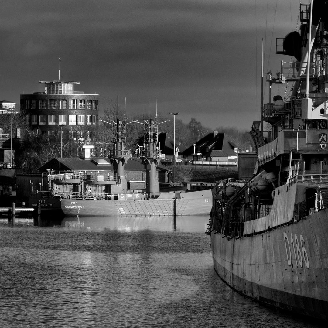 Feuerschiff F1 und F2, Wilhelmshaven