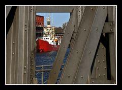 Feuerschiff in Lübeck