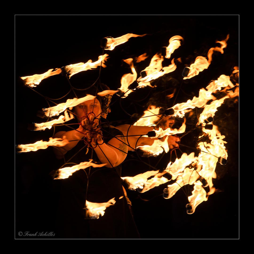 Feuerspiel (Ars Equitandi)
