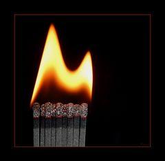 Feuerspielchen