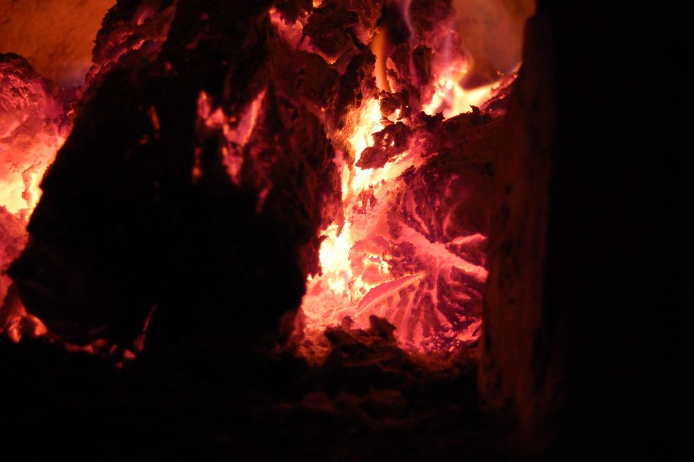 Feuerspiele....