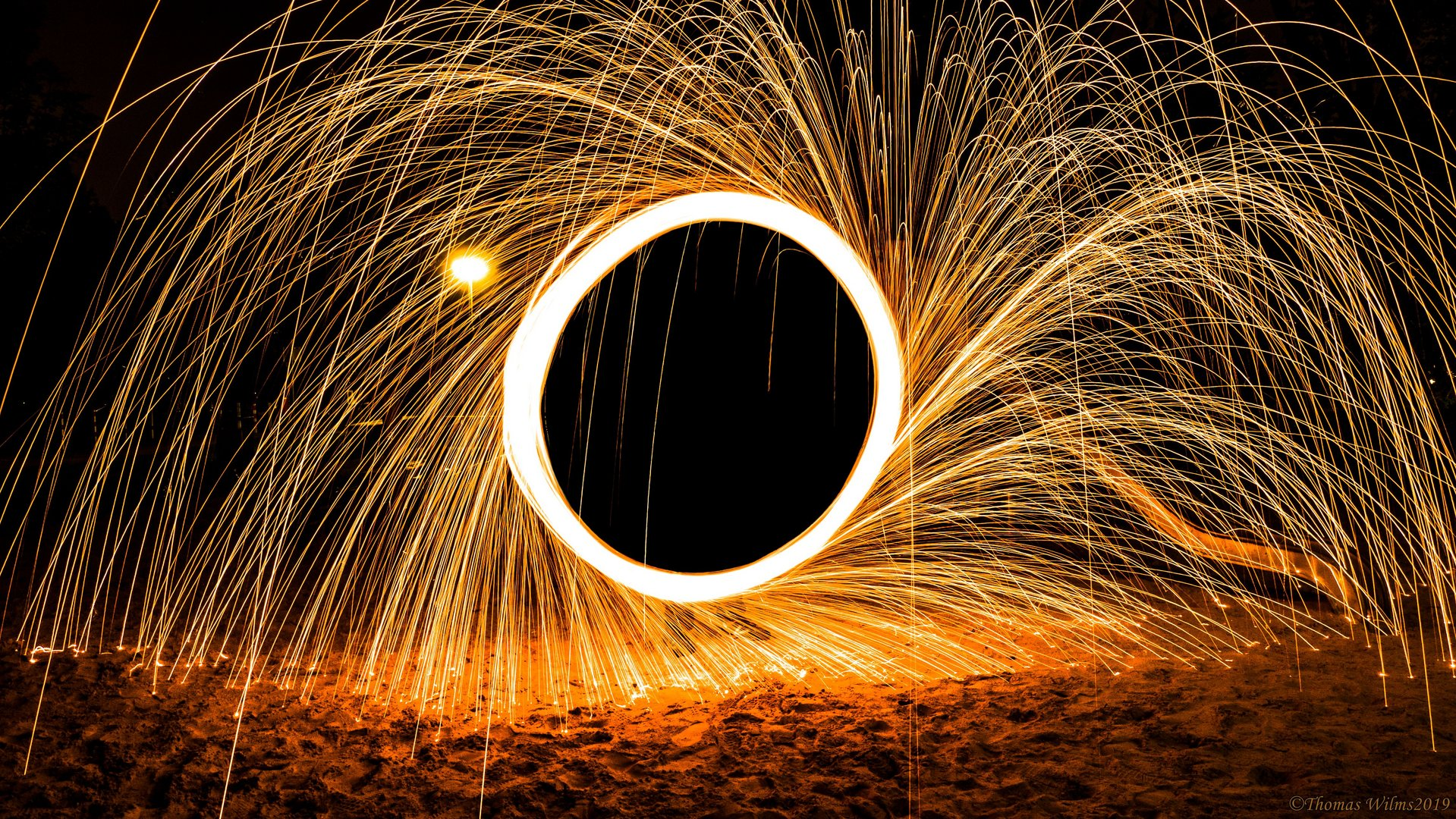 Feuerspirale
