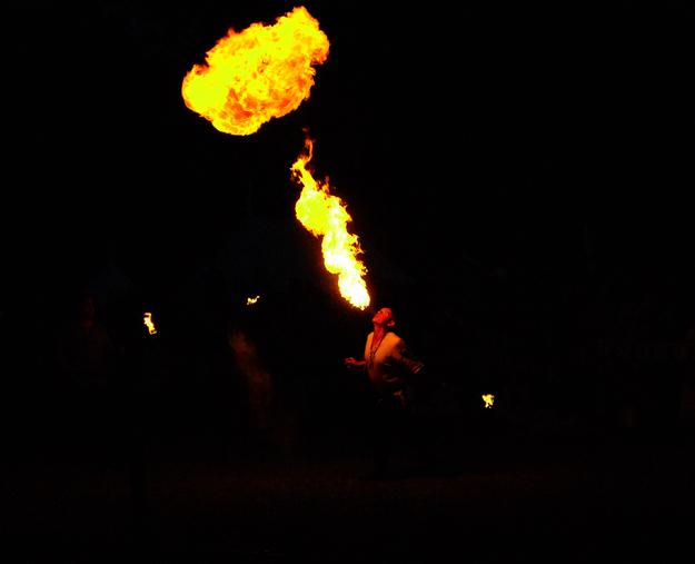 Feuerspucker 2 ....