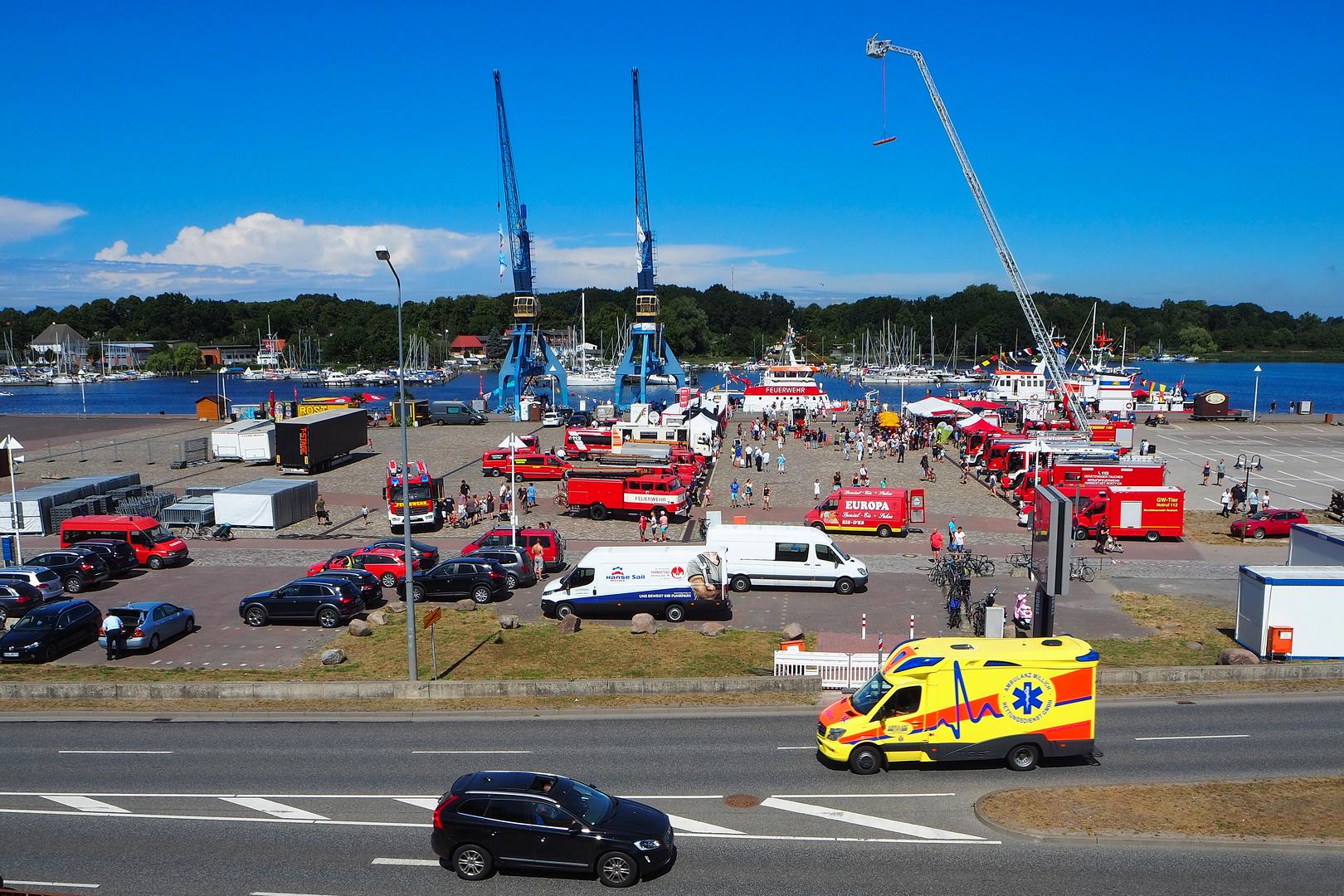 Feuerwehr Aktionstag in Rostock (1)