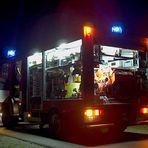 Feuerwehr bei Nacht das 2.