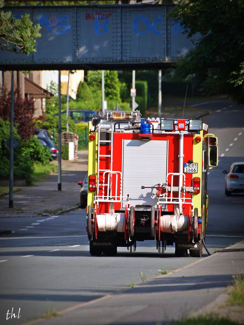 Feuerwehr Herne