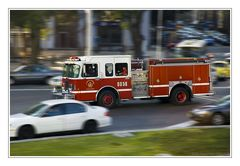 Feuerwehr in Mexiko