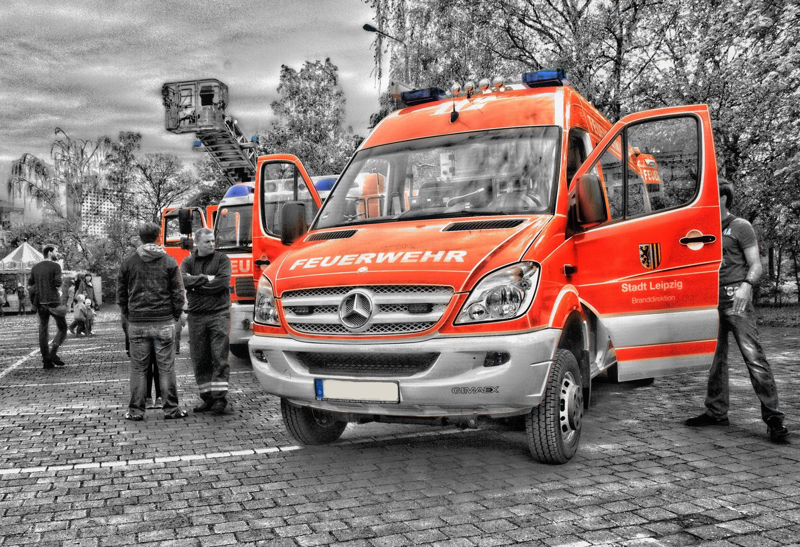 Feuerwehr mal anders 3