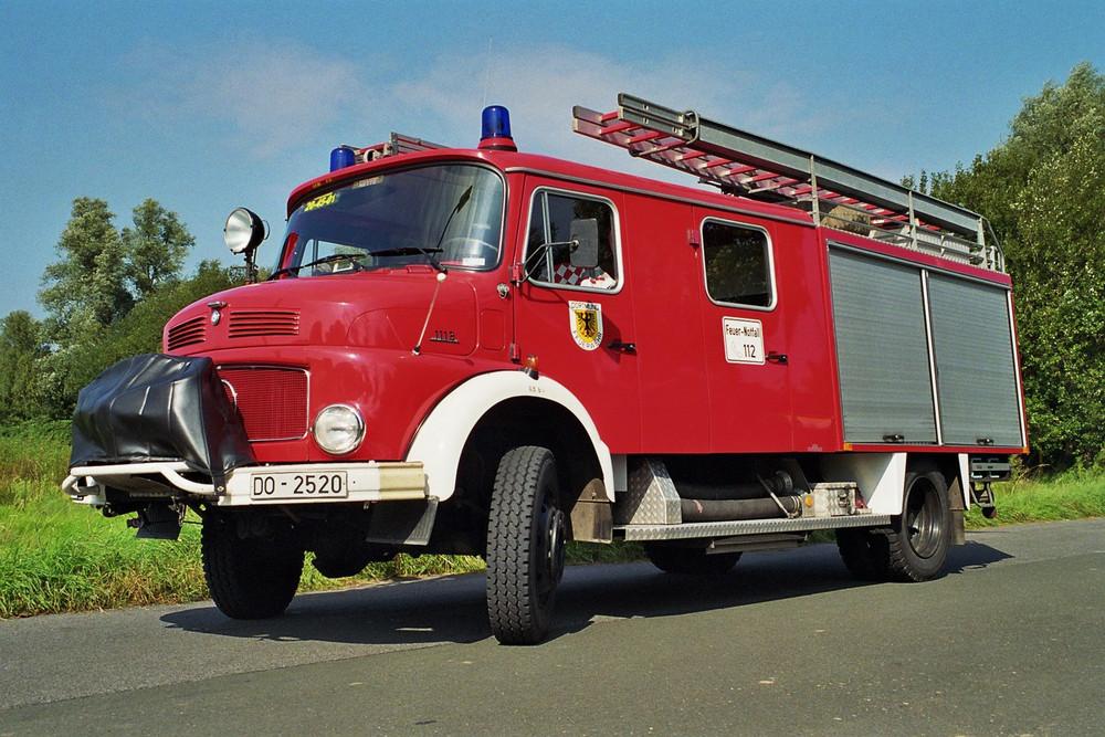 Feuerwehr - Rundhauber