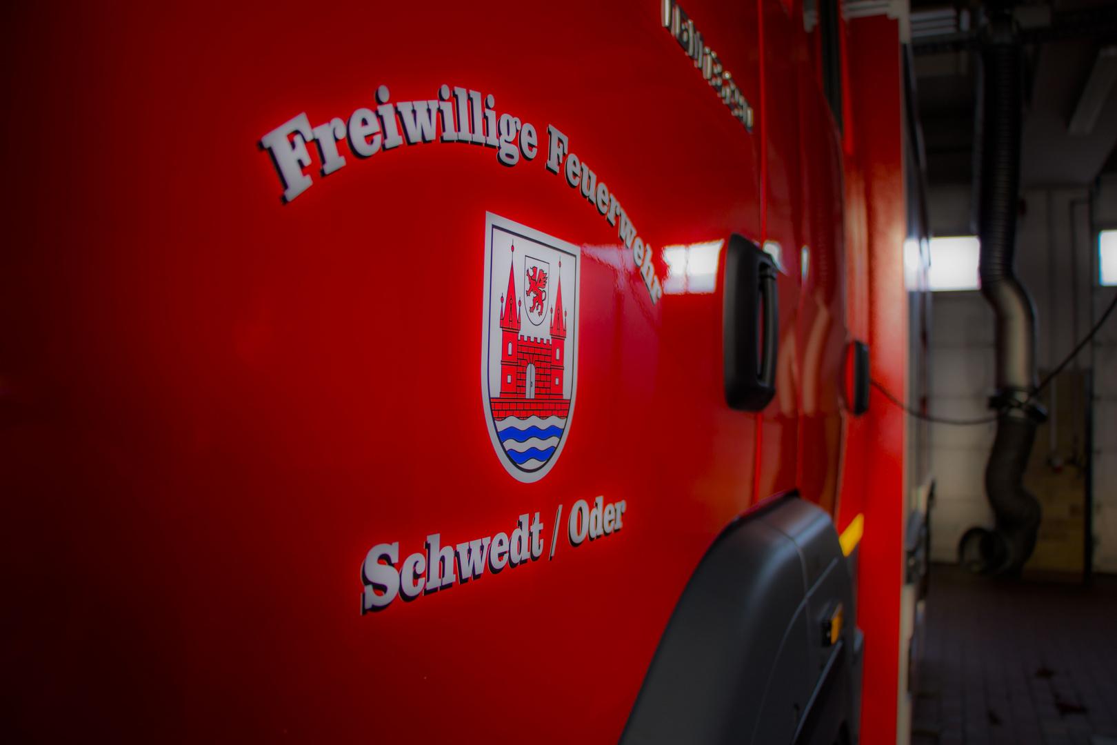 Feuerwehr Schwedt