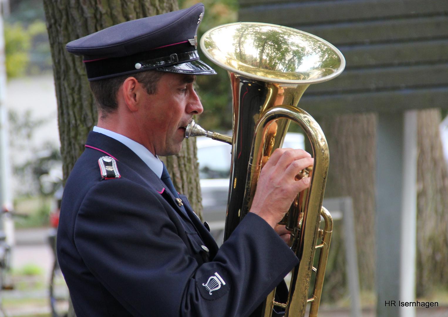 Feuerwehr und Musik