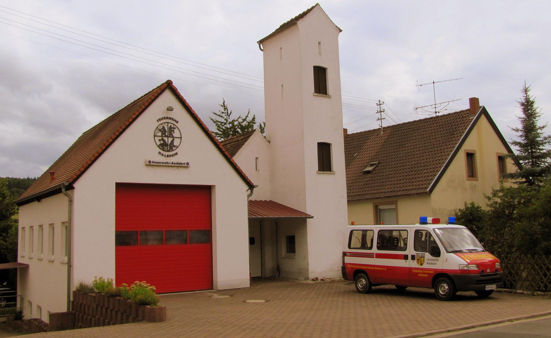 Feuerwehr Walsheim