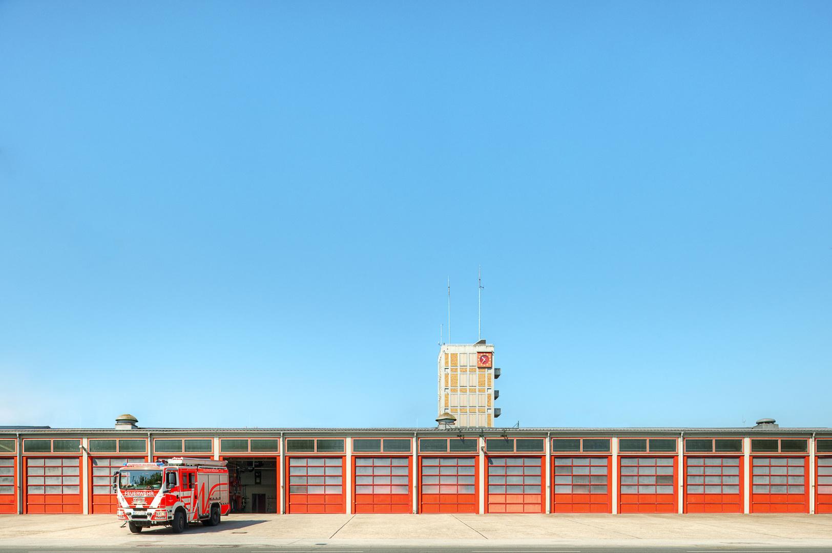 Feuerwehrgaragen Wiesbaden