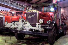 Feuerwehrmuseum Eisenhüttenstadt