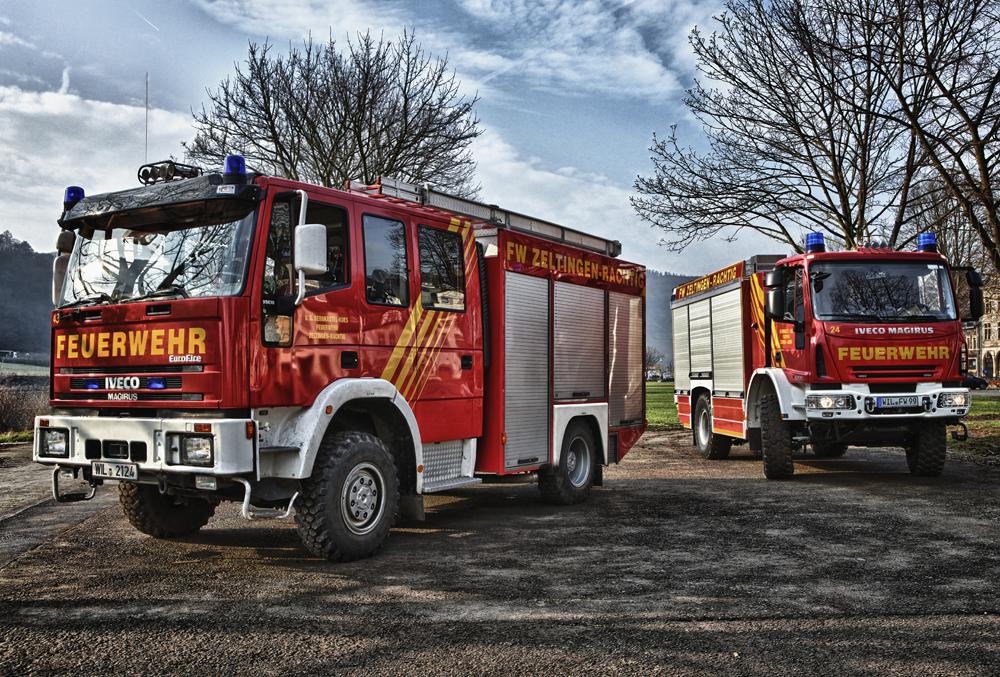Feuerwehrshooting....
