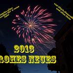 Feuerwerk 2012