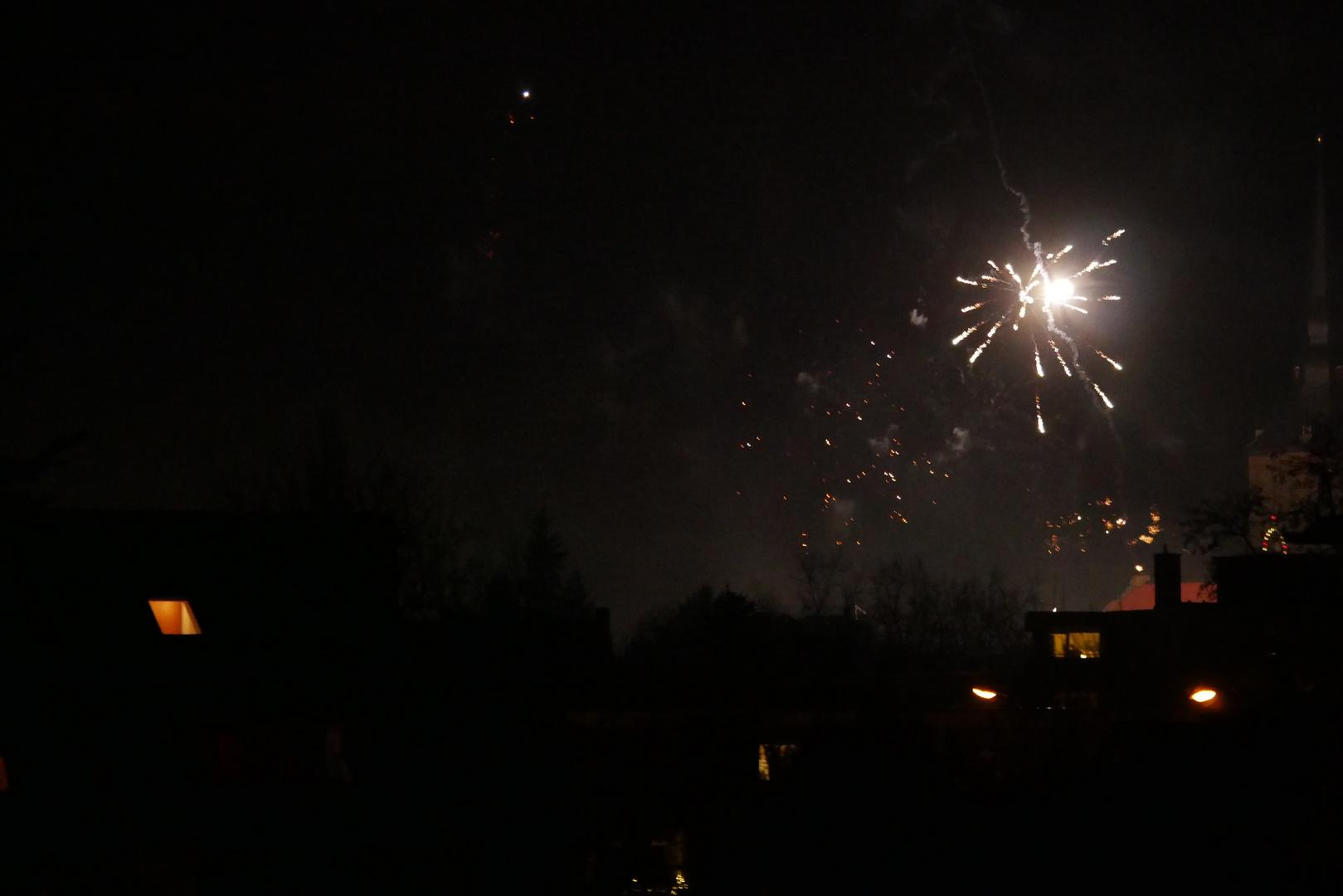 Feuerwerk 2016.