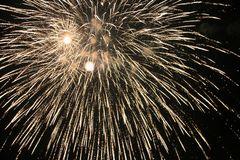 Feuerwerk 3 Oktober 2