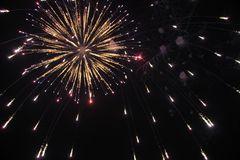 Feuerwerk 3 Oktober 3