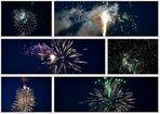 Feuerwerk . . .
