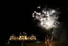 Feuerwerk an der Seebrücke