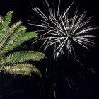 Feuerwerk auf Zypern