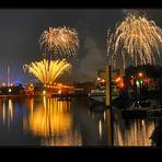 Feuerwerk Cranger Kirmes 2010, 3