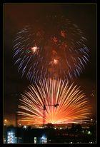 Feuerwerk Cranger Kirmes II