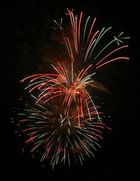 Feuerwerk Cranger Kirmes IV