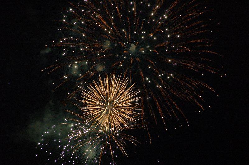 Feuerwerk (Einstand)